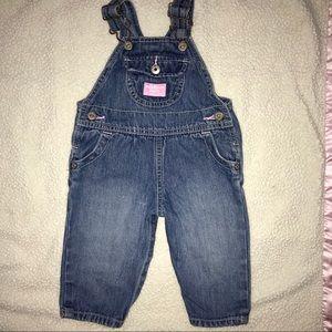Oshkosh overalls size 6 Months